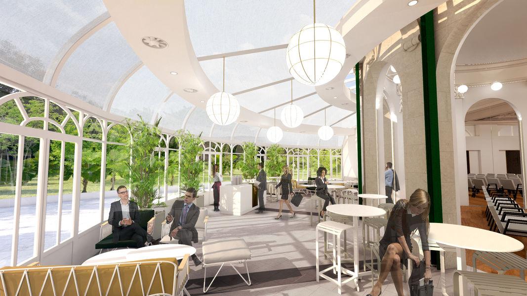Pavillon Élysée - L'Instant Té La Verrière