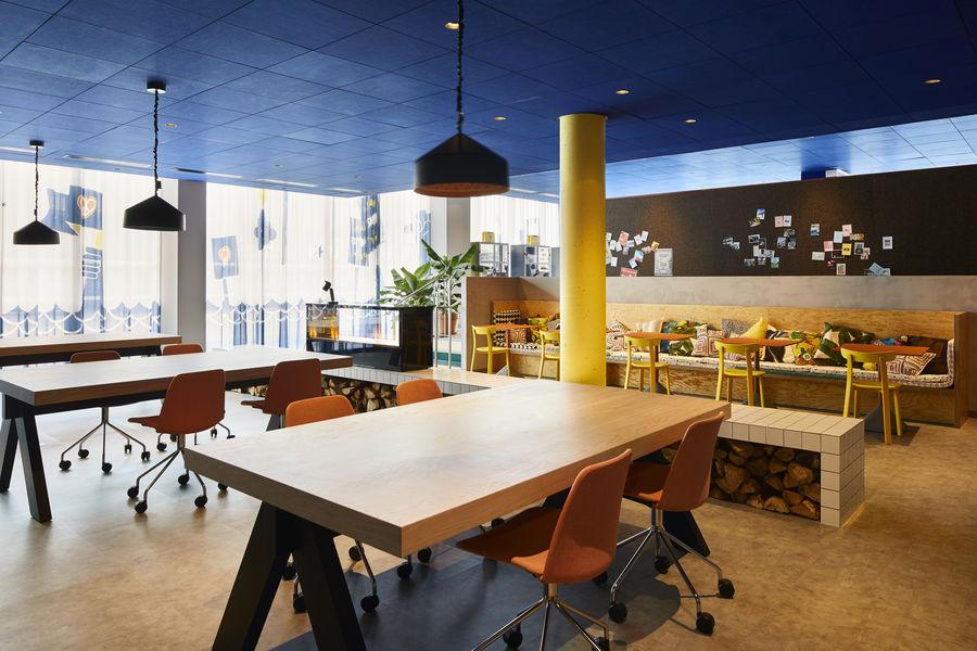 Mama Works Bordeaux Loft - Working Café