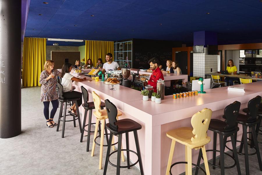 Mama Works Bordeaux Loft - Bar