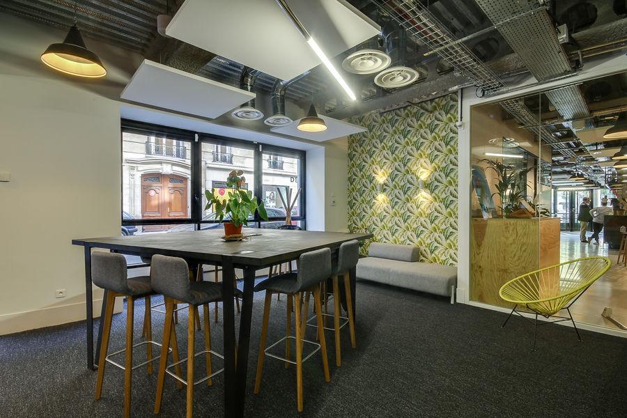 Nextdoor Neuilly 88 Espace de Coworking