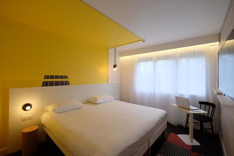 Hotel ibis Styles Auxerre Nord Chambre