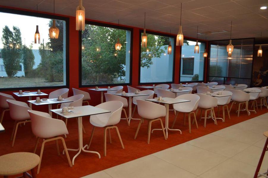 Hotel ibis Styles Auxerre Nord Restaurant
