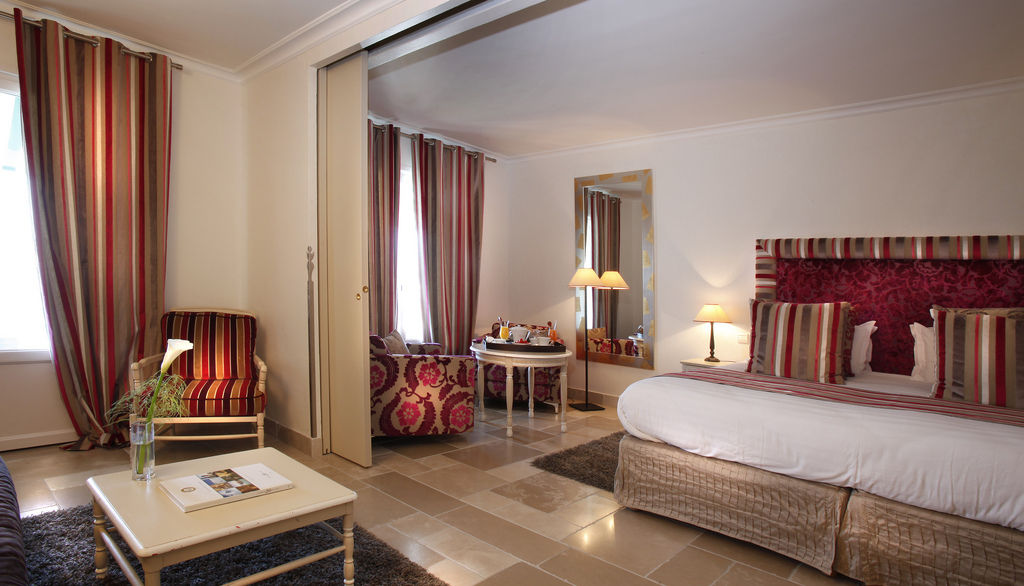 Hôtel La Pérouse **** Suite
