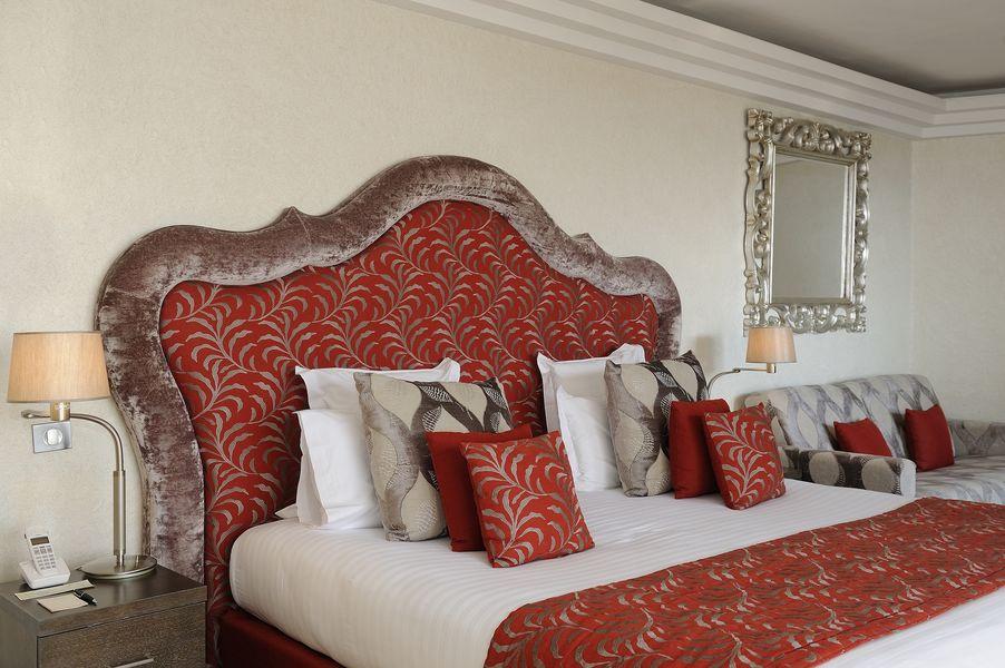 Hôtel La Pérouse **** Junior suite