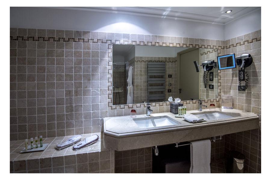 Hôtel La Pérouse **** Salle de bain