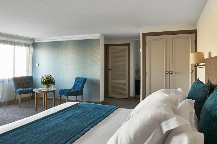 Splendid Hôtel & Spa ****  chambre Deluxe