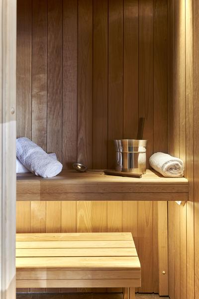 Splendid Hôtel & Spa ****  Sauna