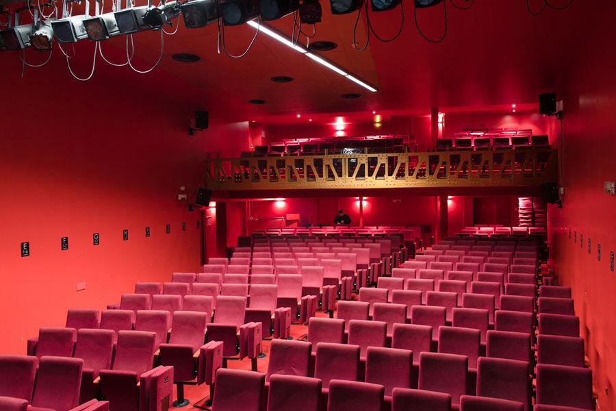 Théâtre Comédie Odéon SALLE DE THEATRE DE LA SCENE