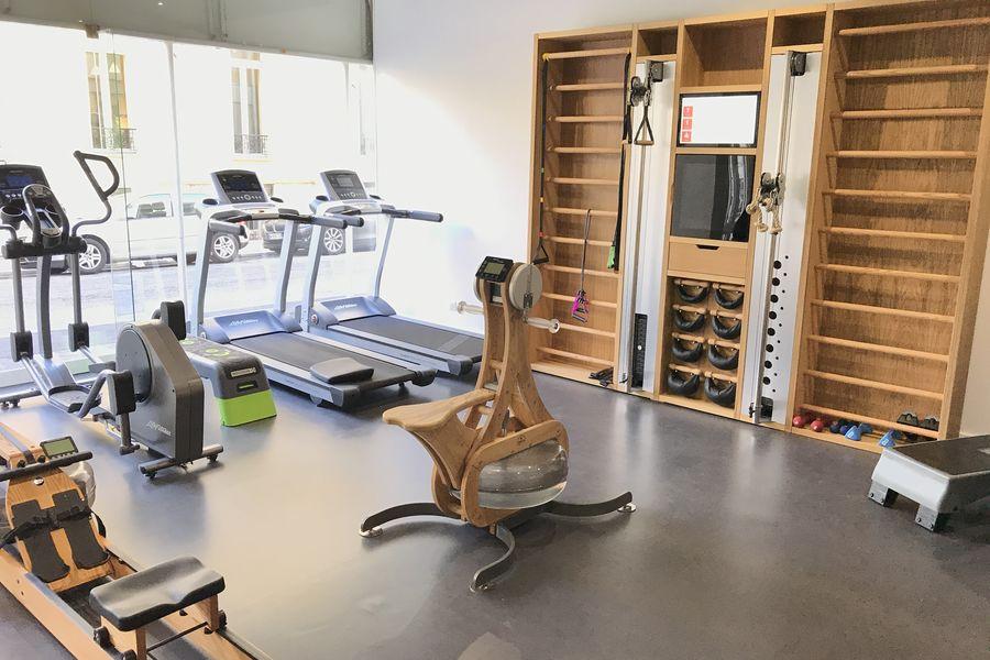 Gounod Hôtel *** Salle de fitness