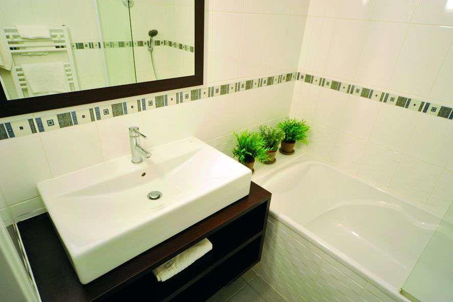 Appart'City Nantes Carquefou *** Salle de bain