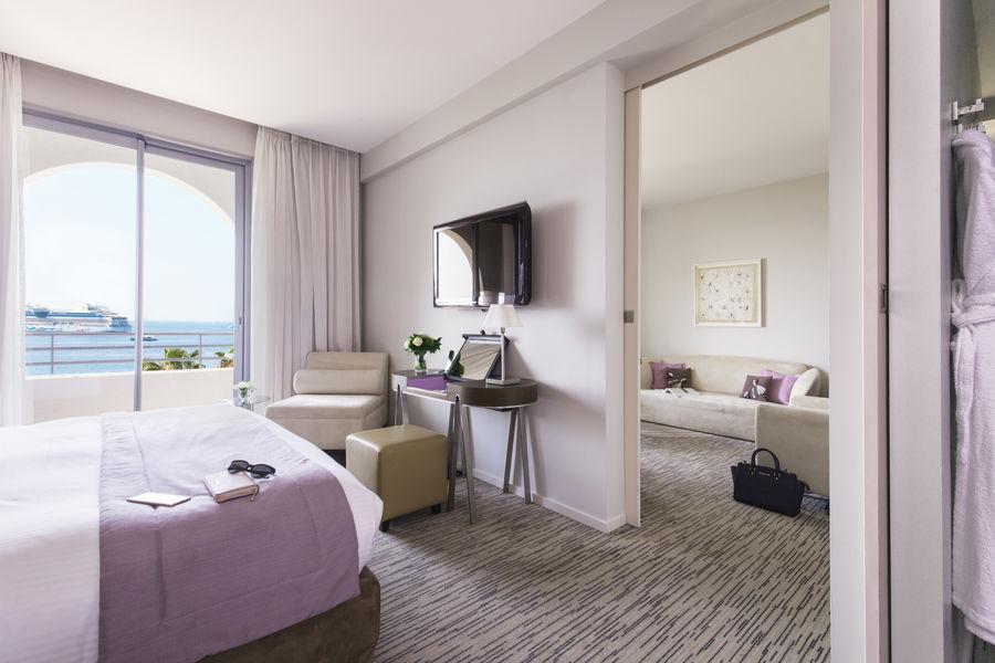 Radisson Blu 1835 Hôtel & Thalasso Cannes ***** Suite