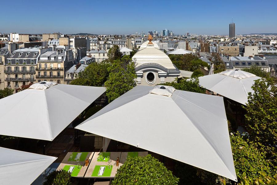 Hôtel Raphael Paris ***** Restaurant La Terrasse