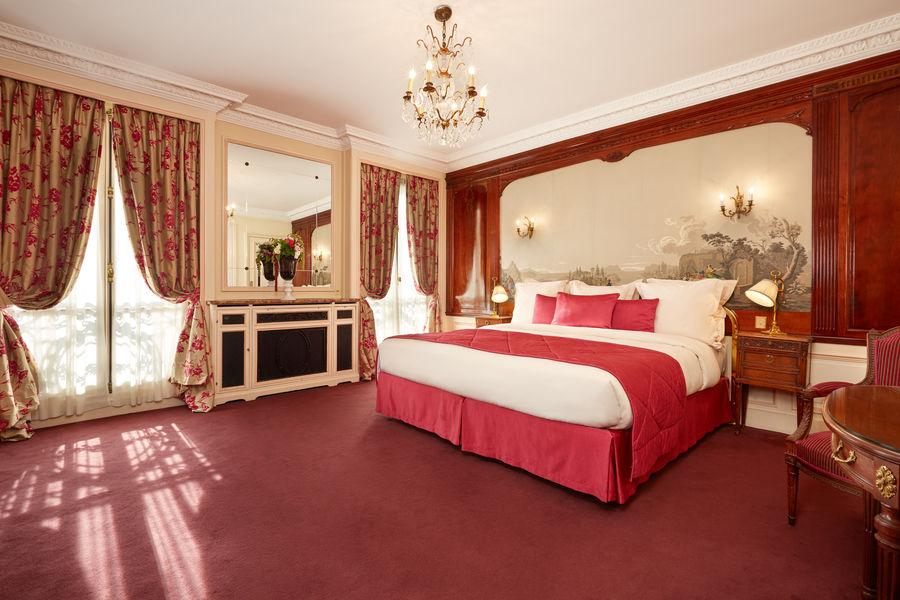 Hôtel Raphael Paris ***** Chambre Classique