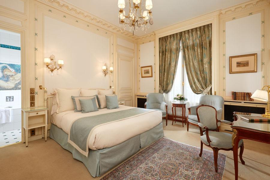 Hôtel Raphael Paris ***** Chambre Supérieure