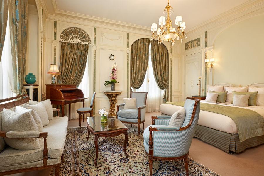 Hôtel Raphael Paris ***** Chambre Deluxe