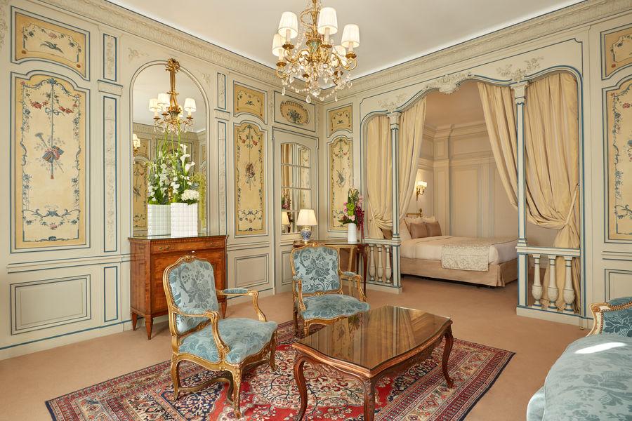 Hôtel Raphael Paris ***** Suite Junior