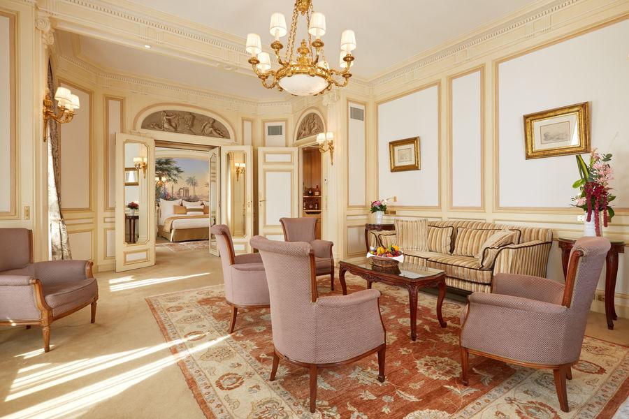 Hôtel Raphael Paris ***** Suite Présidentielle