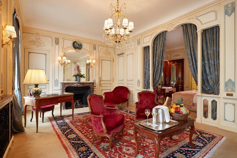 Hôtel Raphael Paris ***** Suite Signature