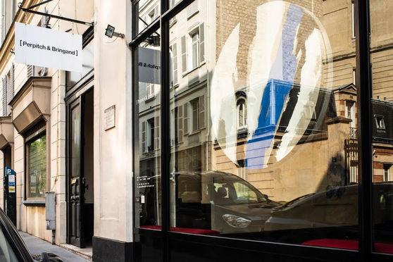 Galerie Perpitch & Bringand extérieur