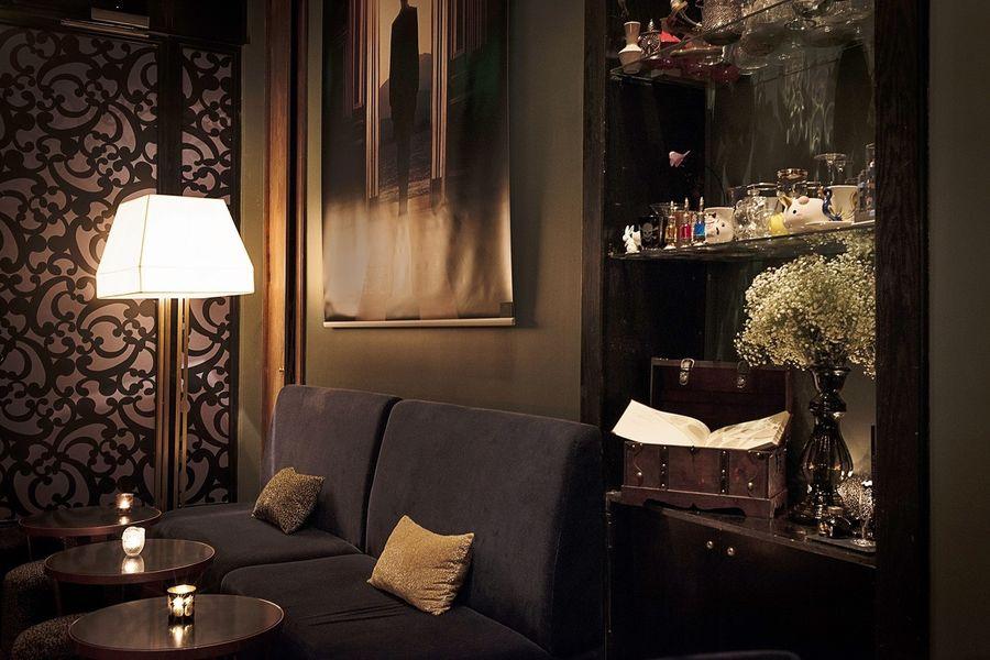 Buddha-Bar Paris Restaurant Secret 8