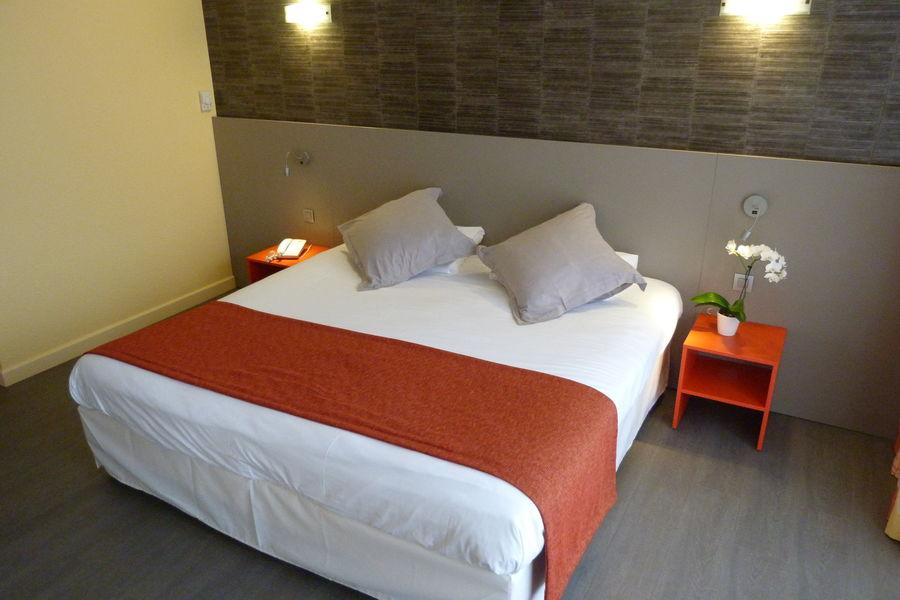 Hôtel Adelphia **** Chambre
