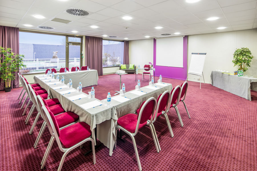 Appart'City Confort Alpexpo Grenoble Salle séminaire