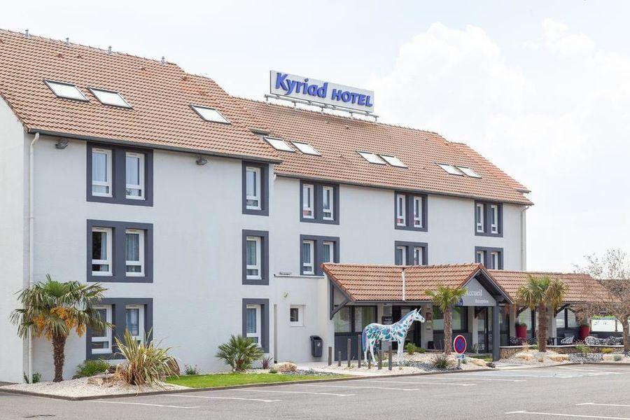 Hôtel KYRIAD*** Niort Façade