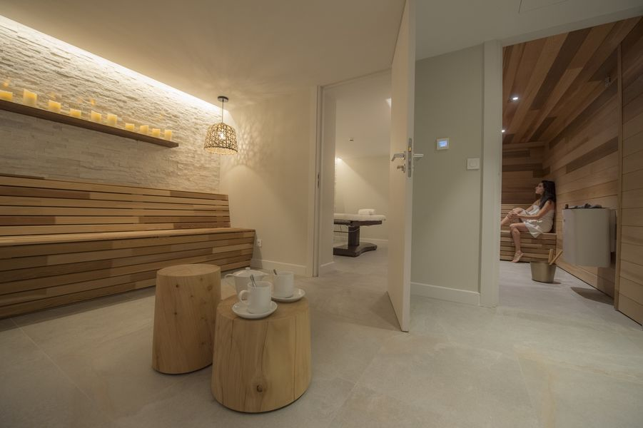 Le Whymper, Chalet & Spa Spa