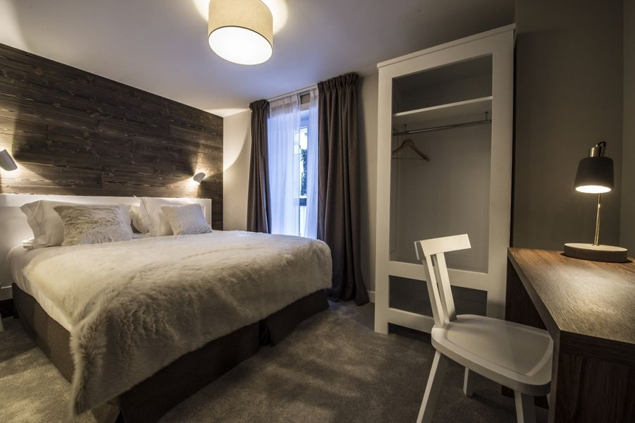Le Whymper, Chalet & Spa Chambre Supérieure Double ou Twin