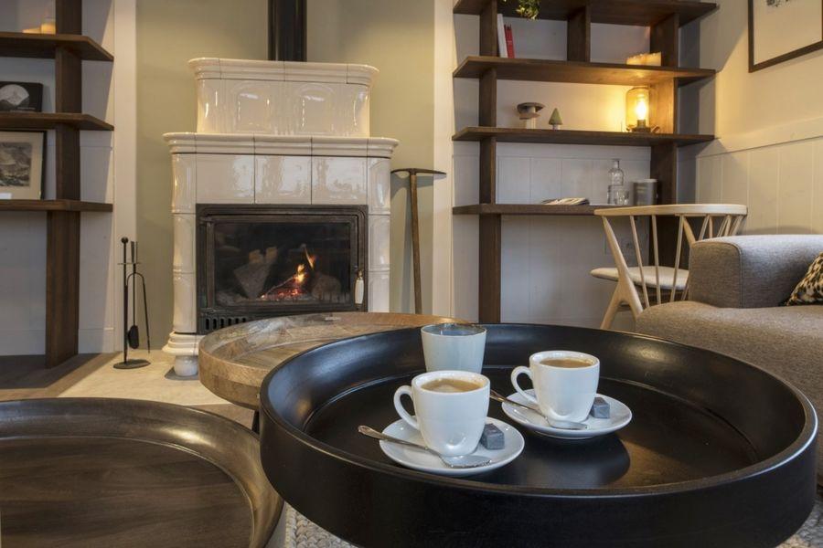 Le Whymper, Chalet & Spa Café au Coin du Feu