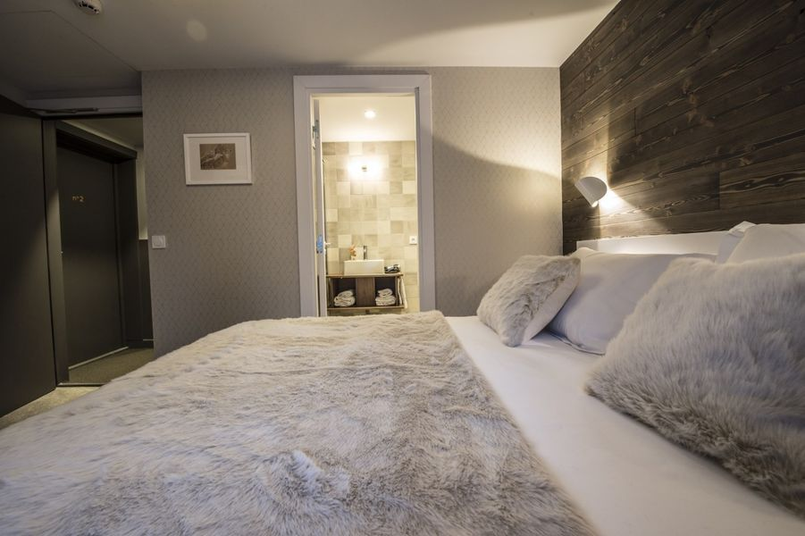 Le Whymper, Chalet & Spa Chambre Standard DOuble ou Twin