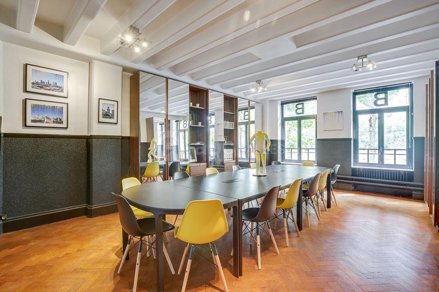 Studio 33 Bureau atypique de 35 m²