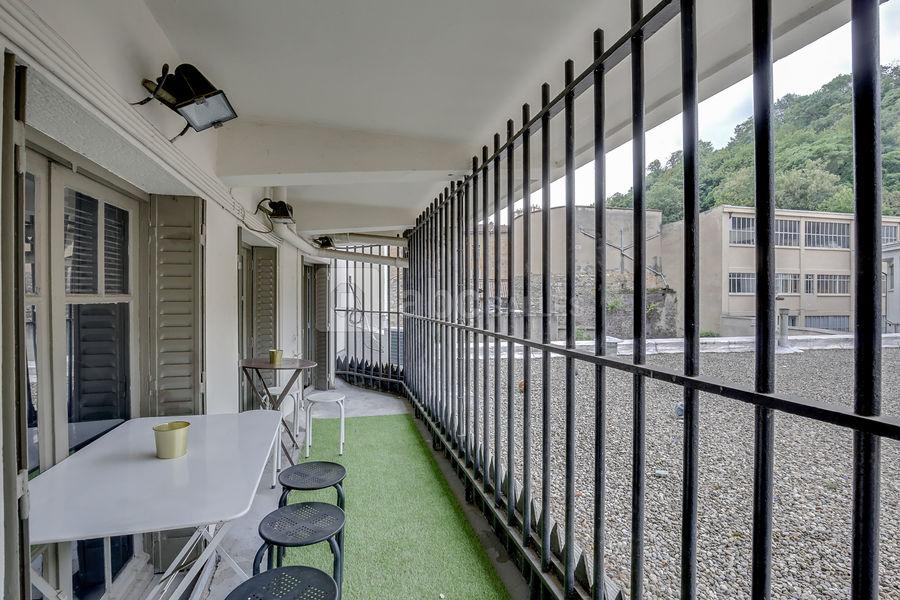 Studio 33 Terrasse extérieur pour fumeurs
