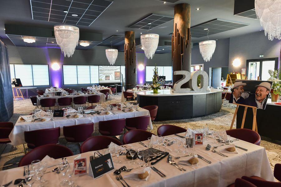 Hôtel Plaza - Futuroscope **** Restaurant