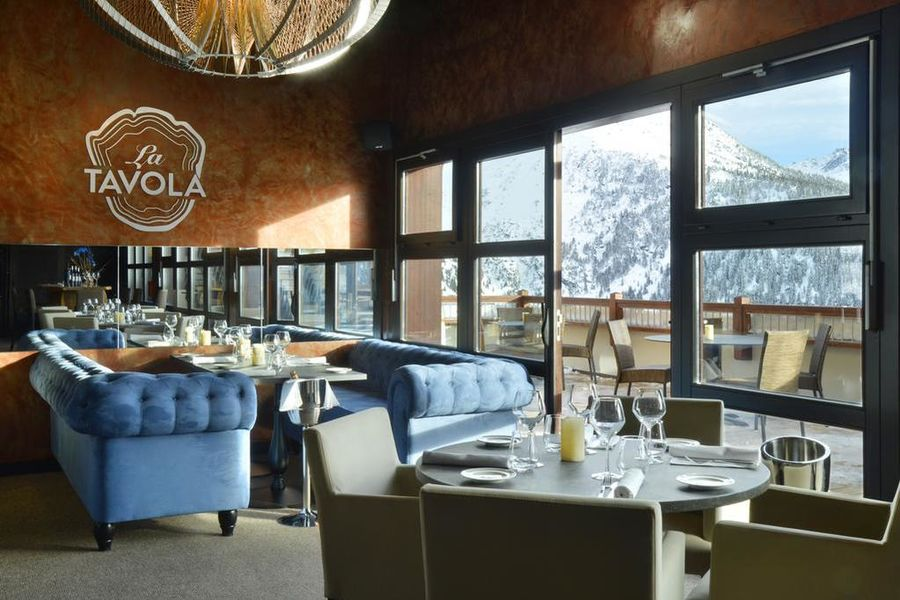 Hyatt Centric La Rosière Restaurant
