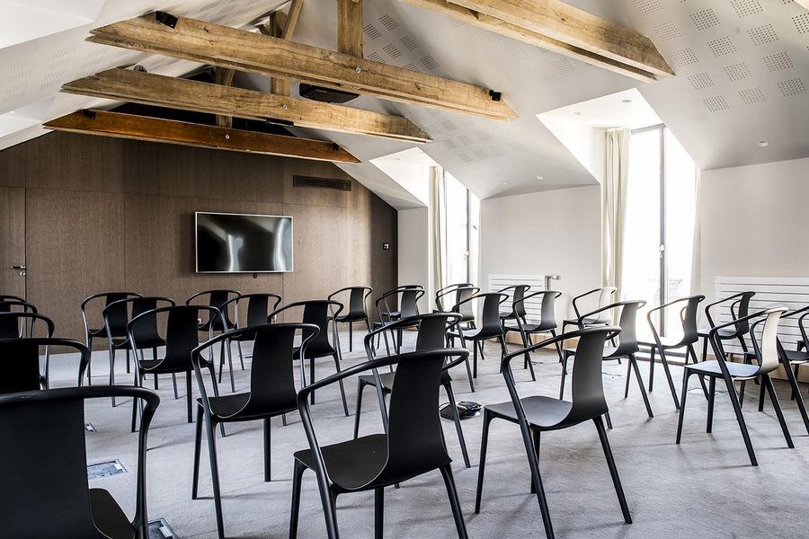 Relais Chambord Salle Loire