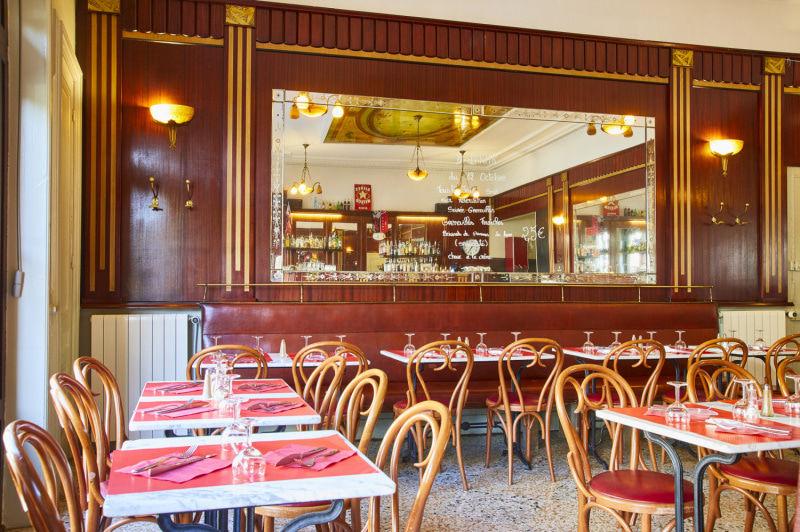 L'Autre Monde Salle de restaurant