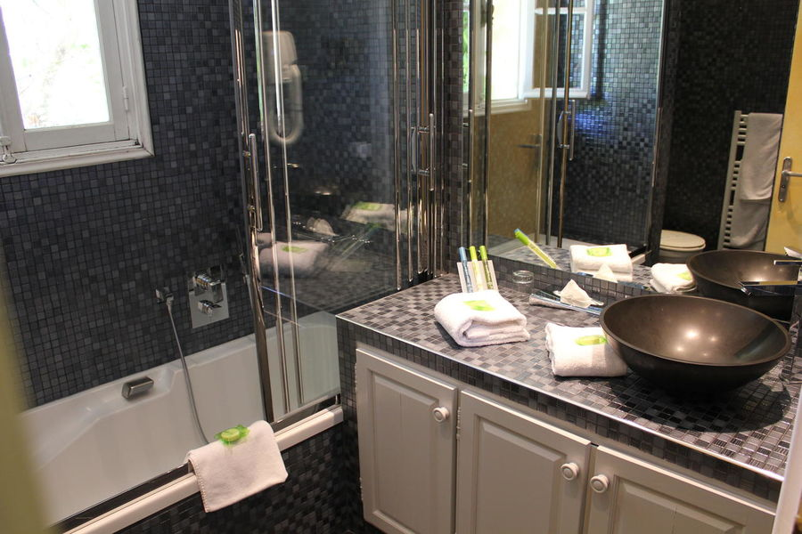 Hôtel Mas Bellevue **** Salle de bain