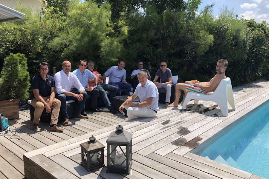 Cosy Workplace, La Maison des Pins Inside Group réunit ses directeurs de régions
