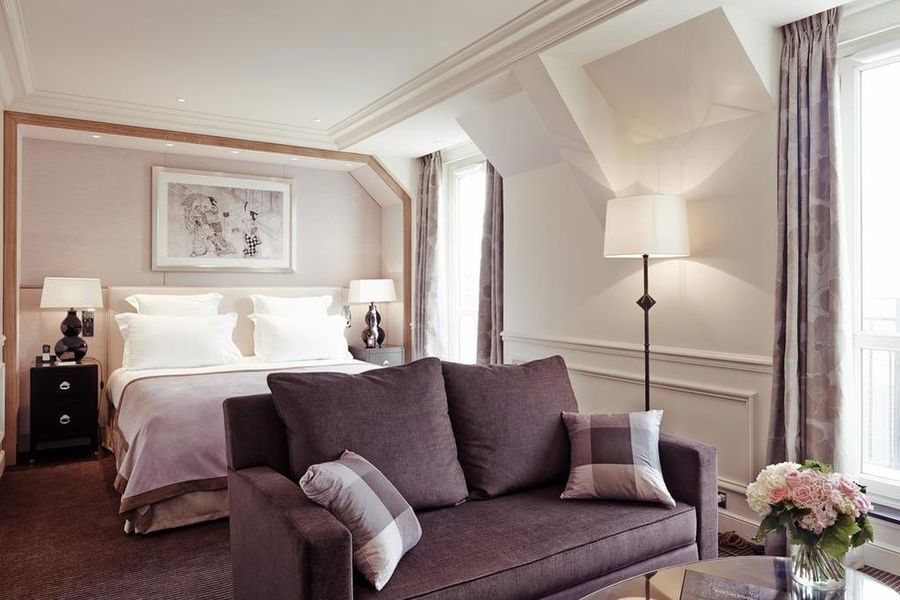 Grand hotel du Palais Royal Paris ***** Chambre