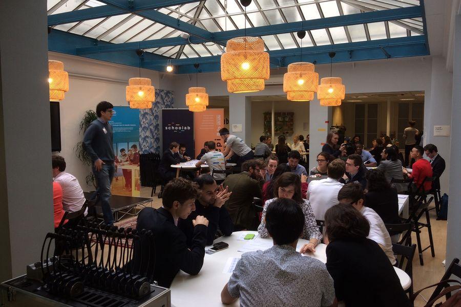 Schoolab La Verrière format workshop
