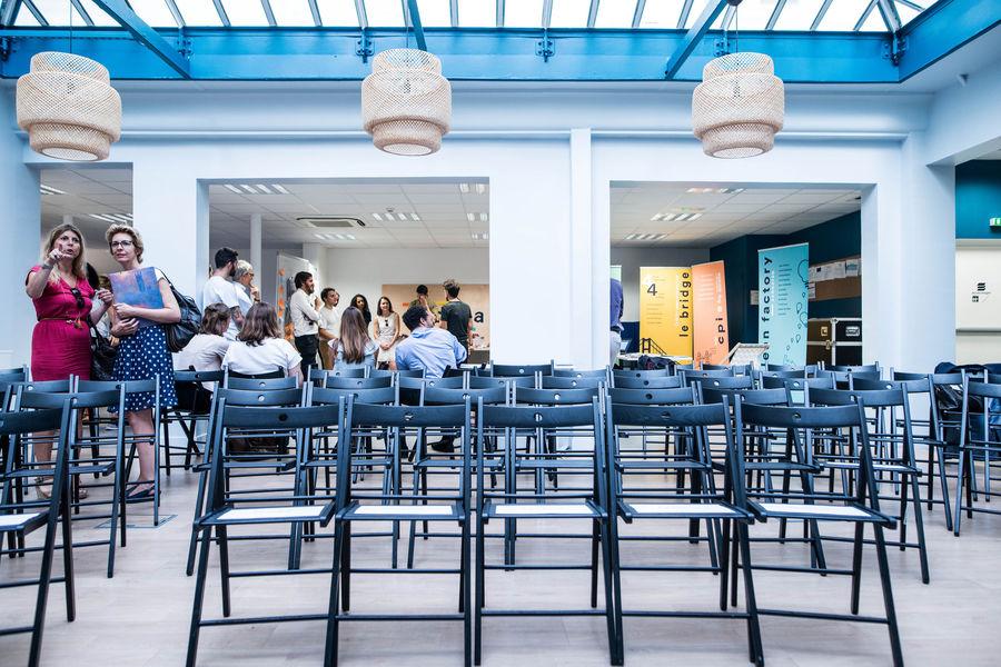 Schoolab La Verrière format conférence
