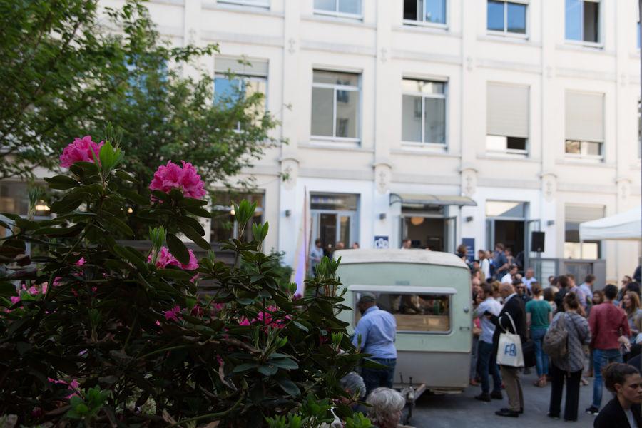 FAR Cour, terrasse et food truck (réouverture le 04.09.2018)