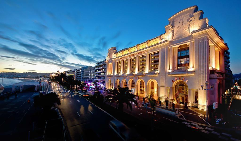 Hyatt Regency Nice Palais de la Méditerranée ***** Façade