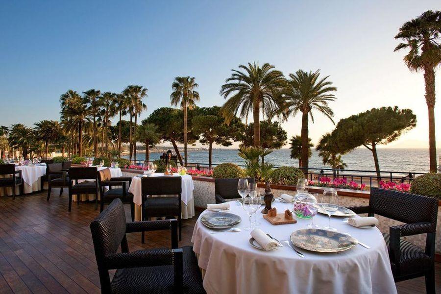 Hyatt Martinez Cannes ***** Terrasse