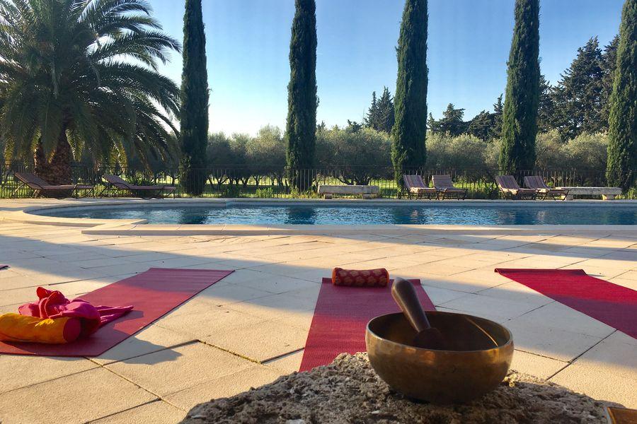 Domaine des Clos *** Cours de yoga