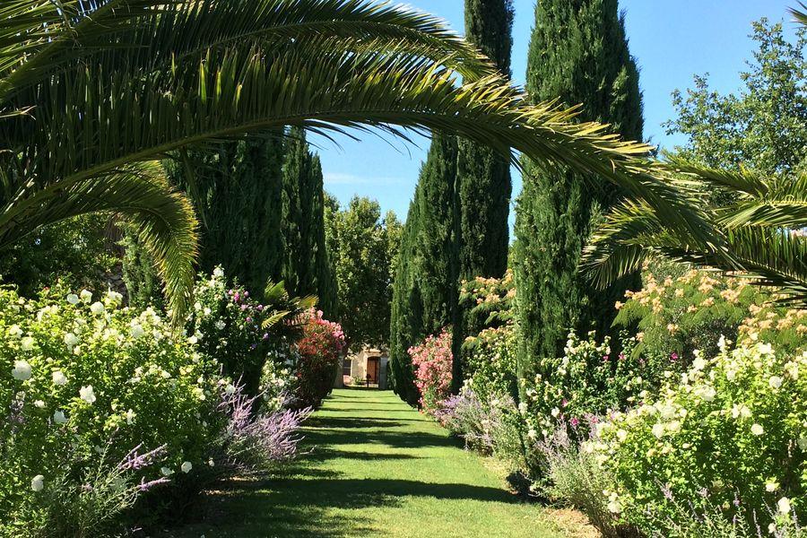 Domaine des Clos *** jardin
