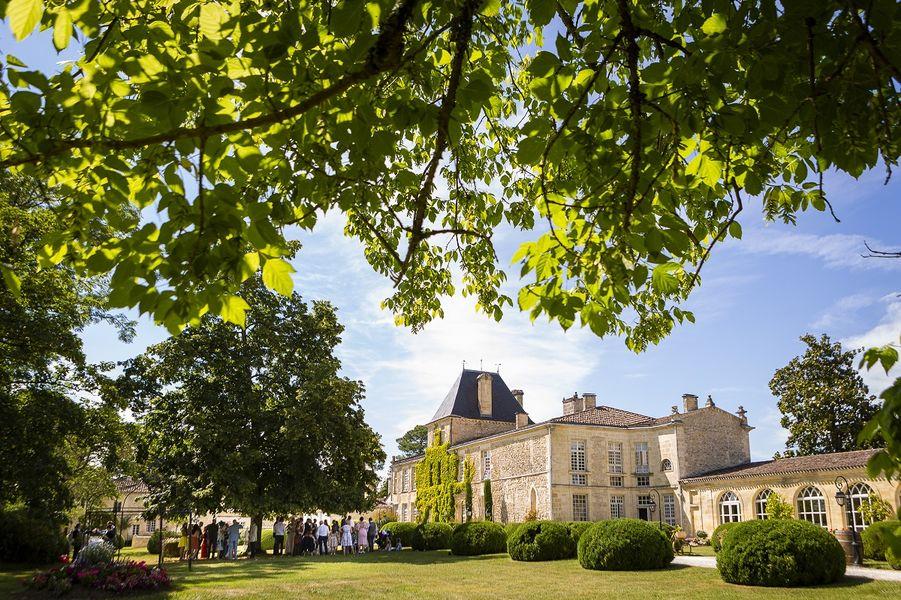 Château De La Ligne Parc avant du Château De La Ligne