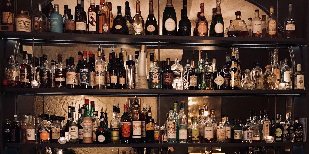 Arbane Back Bar
