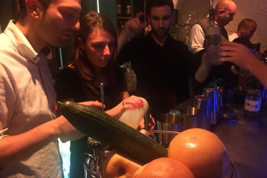 Arbane Atelier Cocktail